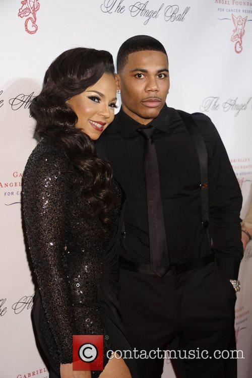 Ashanti and Nelly 6