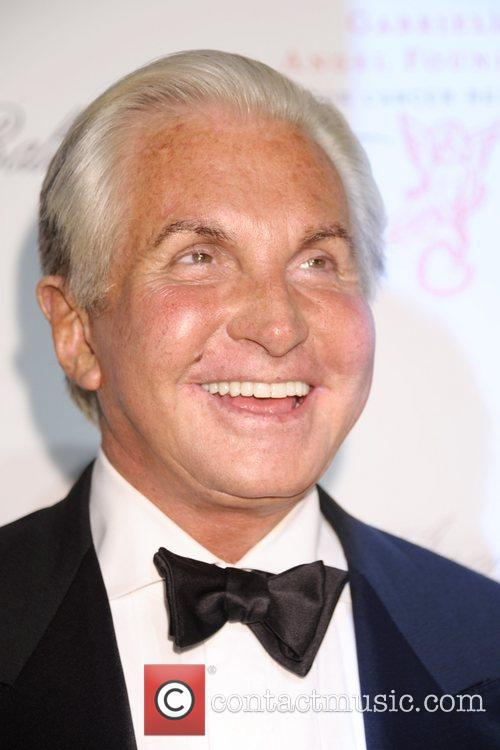 George Hamilton and The Angel Ball 5