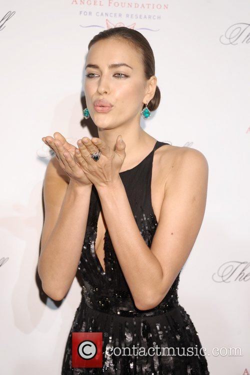 Irina Shayk and The Angel Ball 6
