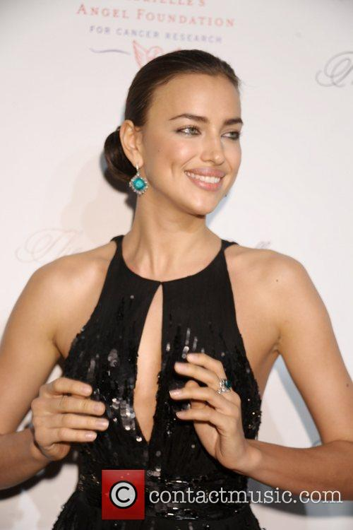 Irina Shayk and The Angel Ball 1