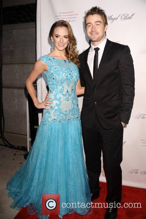 Jena Sims, Tom Buckley and The Angel Ball 2