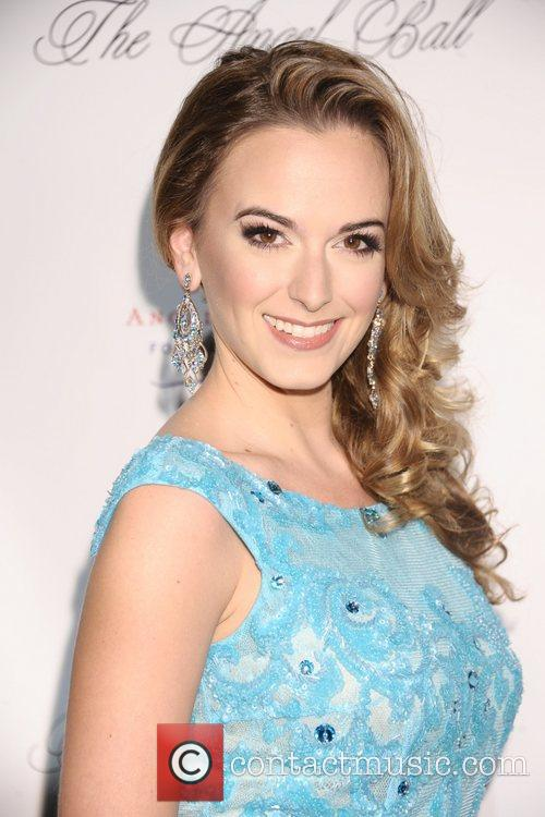 Jena Sims and The Angel Ball 1