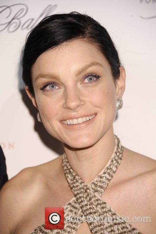 Jessica Stam The Angel Ball 2012 at CiprianiWall...