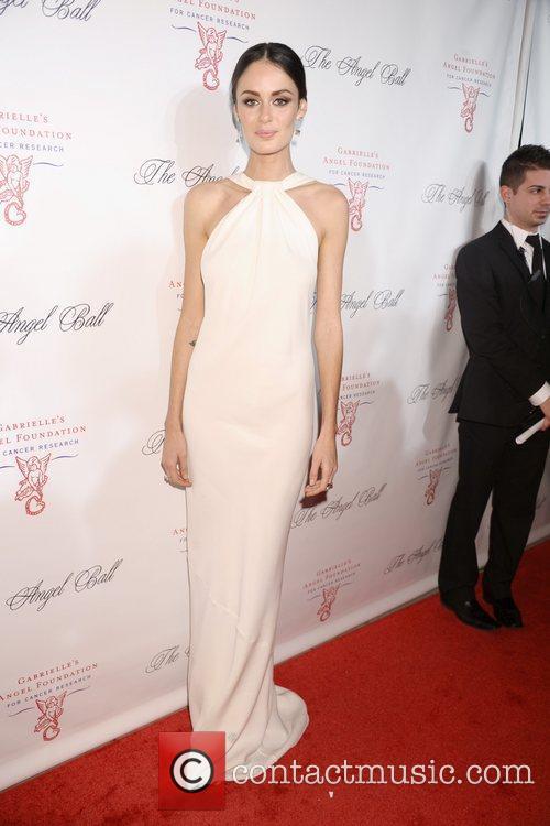 Nicole Trunfio  The Angel Ball 2012 at...