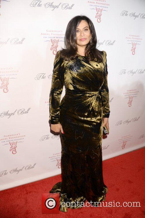 Tina Knowles and The Angel Ball 3