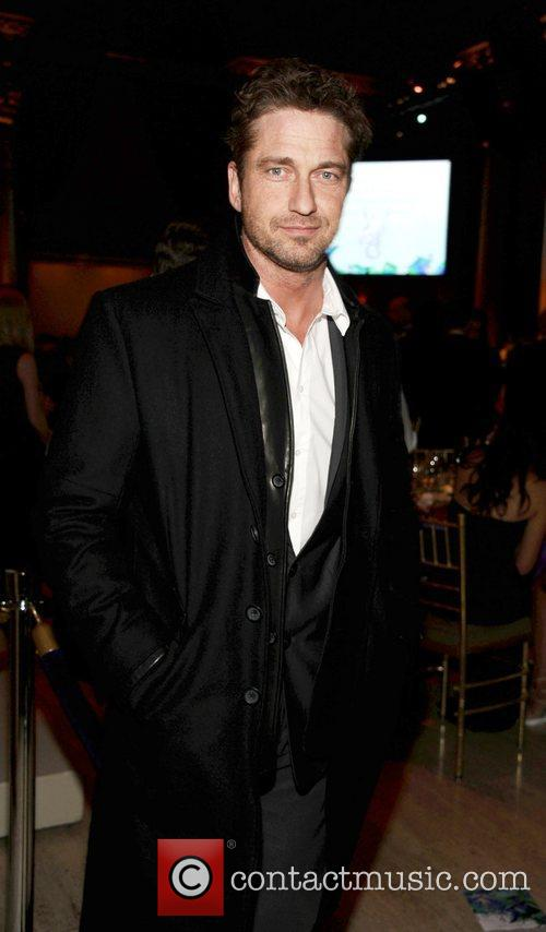 Gerard Butler and The Angel Ball 3