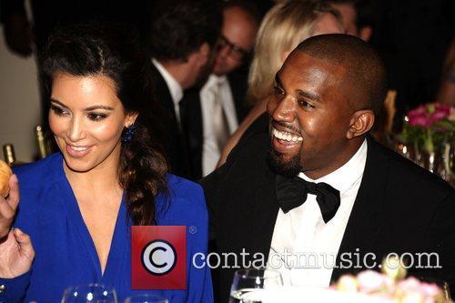 Kim Kardashian, Kanye West and The Angel Ball 4