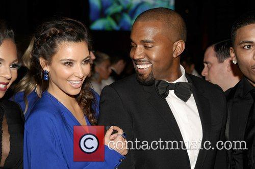 Kim Kardashian, Kanye West and The Angel Ball 3