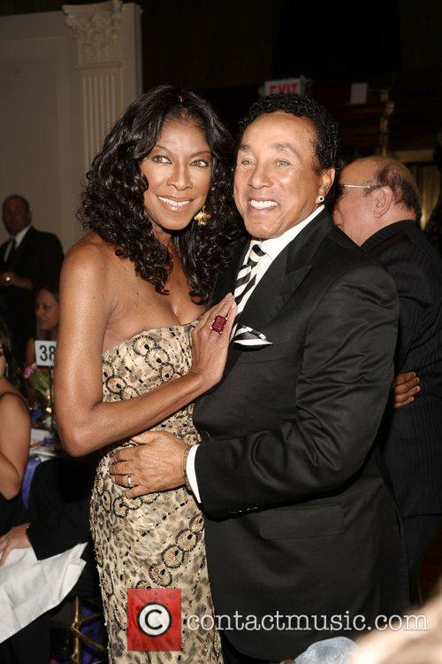 Natalie Cole and Smokey Robinson 5