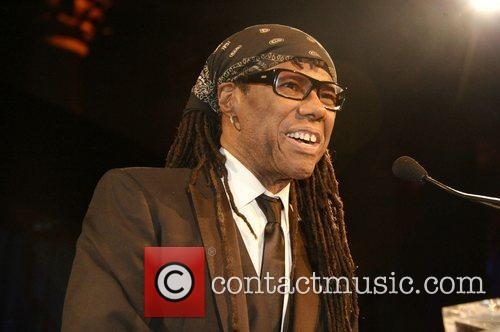 Nile Rogers The Angel Ball 2012 at Cipriani...