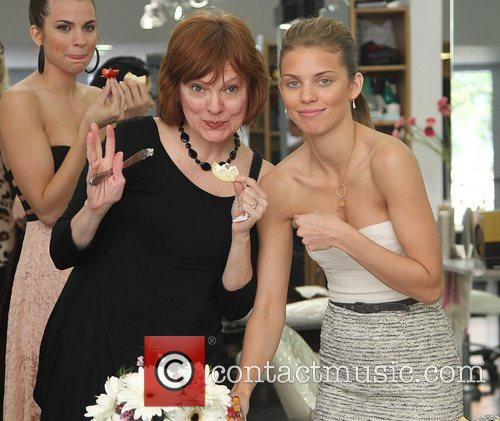 Annalynne Mccord and Gavert Atelier Salon 1