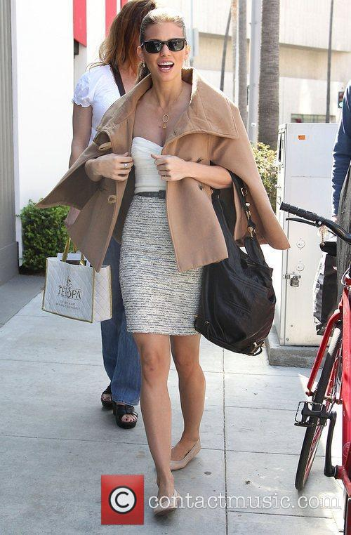 Annalynne Mccord and Gavert Atelier Salon 6
