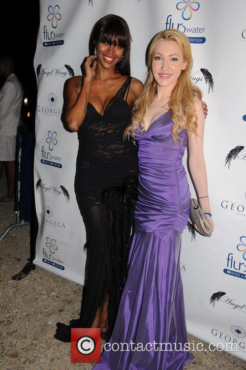 Jessica White and Devorah Rose 3rd Annual Angel...