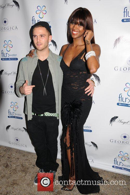 Jessica White and Jared Evan