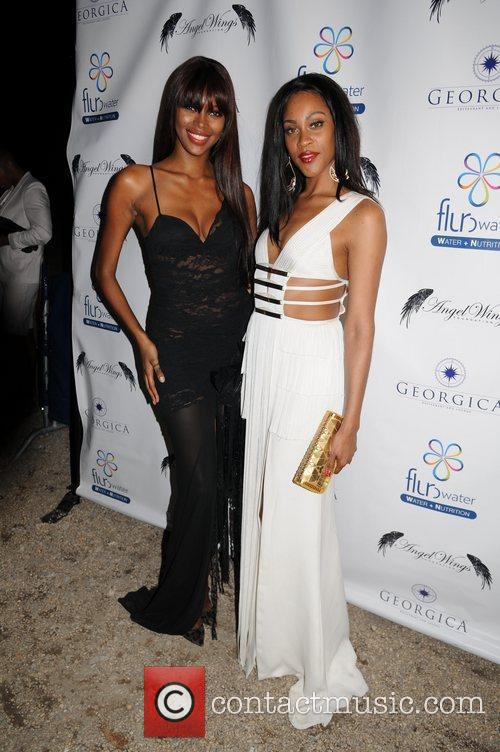 Jessica White and Shontelle 4