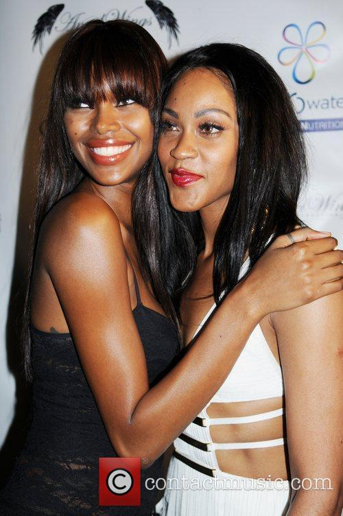 Jessica White and Shontelle 1