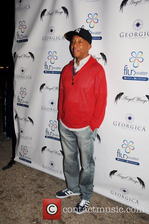 Russell Simmons 3rd Annual Angel Wings Foundation Dinner...