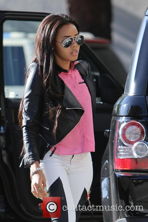 Angela Simmons, Saks and Fifth Avenue 7