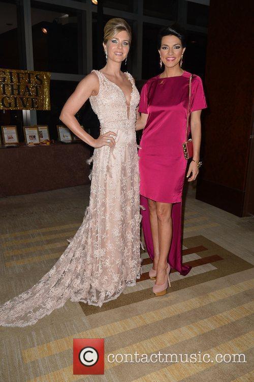 Sonya Smith and Candela Ferro  The St....