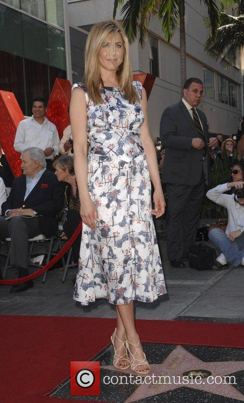 Jennifer Aniston Jennifer Aniston is honored with a...