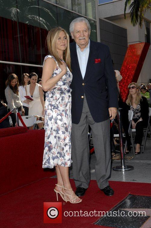 Jennifer Aniston, John Aniston Jennifer Aniston is honored...