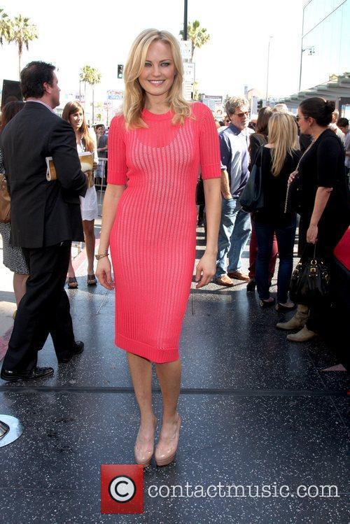 Malin Akerman and Star On The Hollywood Walk Of Fame 5