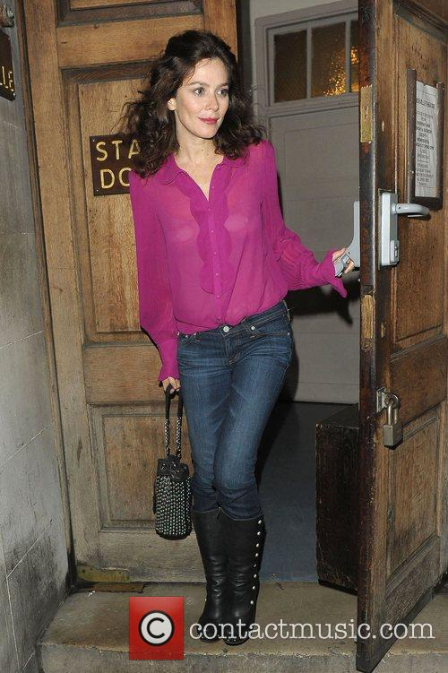 Anna Friel, Vaudeville Theatre and Uncle Vanya 8