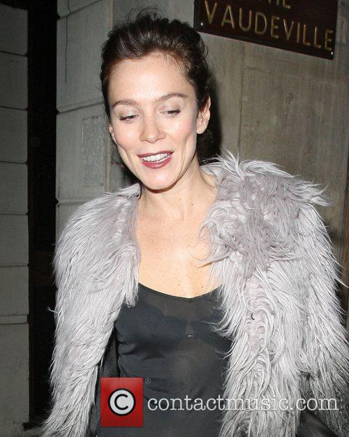 Anna Friel, Vaudeville Theatre and Uncle Vanya 7