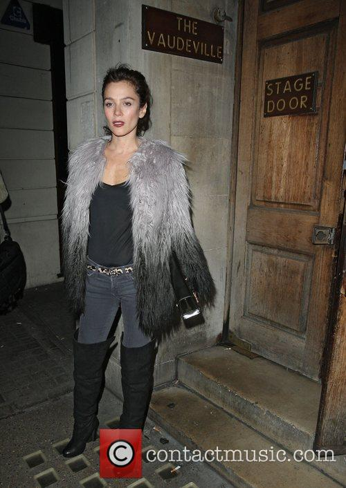 Anna Friel, Vaudeville Theatre and Uncle Vanya 2
