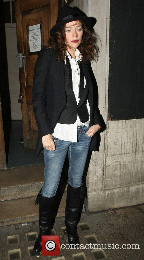 Leaves the Vaudeville Theatre after starring in 'Uncle...