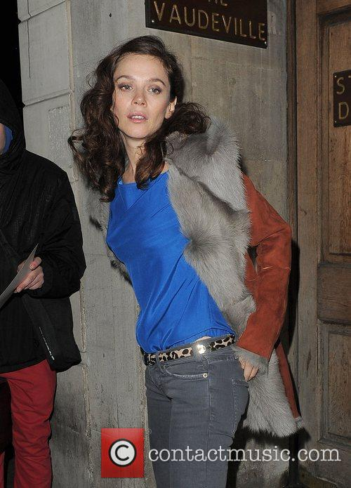 Anna Friel, Vaudeville Theatre and Uncle Vanya 11