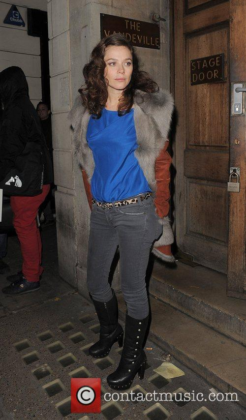 Anna Friel, Vaudeville Theatre and Uncle Vanya 3