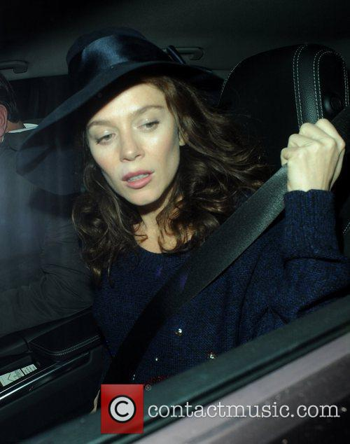 Anna Friel, Vaudeville Theatre and Uncle Vanya 1
