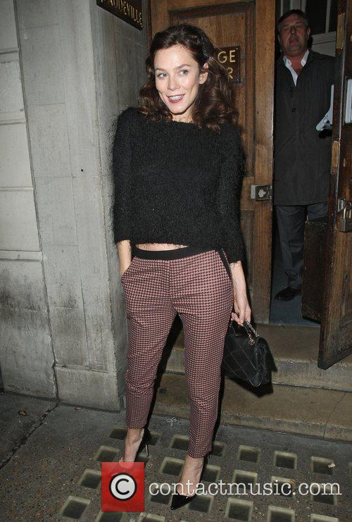 Anna Friel, Vaudeville Theatre and Uncle Vanya 9