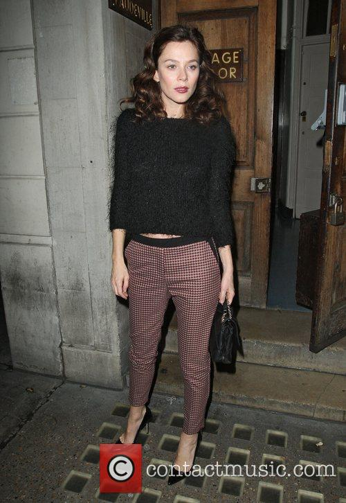 Anna Friel, Vaudeville Theatre and Uncle Vanya 6