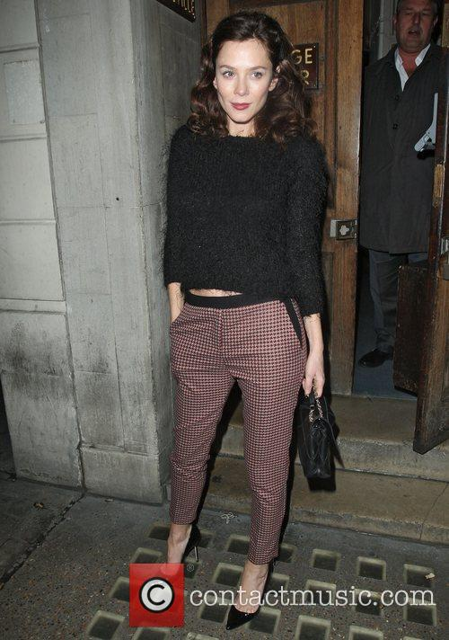Anna Friel, Vaudeville Theatre and Uncle Vanya 10