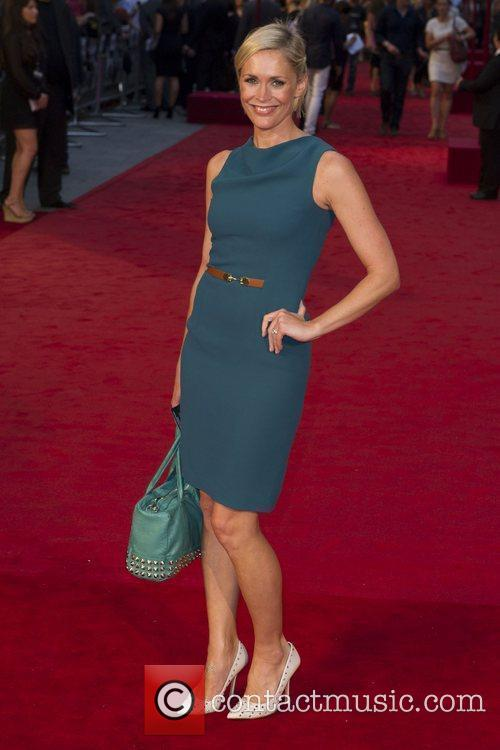 Jenni Falconer and Odeon Leicester Square 3