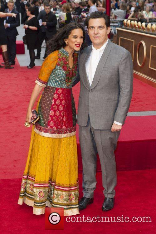 'Anna Karenina' world premiere at the Odeon Leicester...