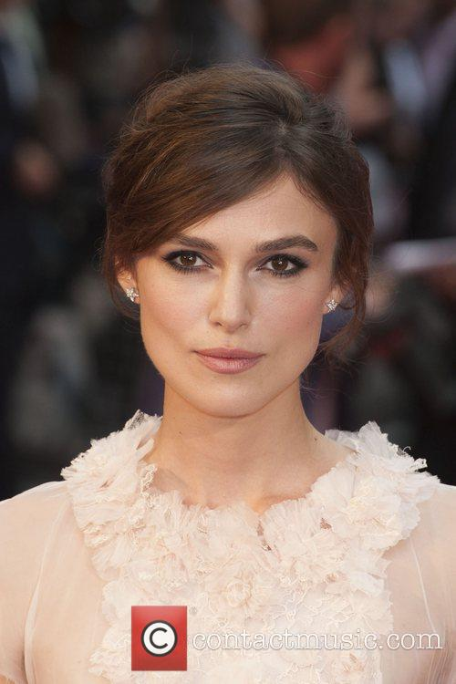 Keira Knightley and Odeon Leicester Square 3