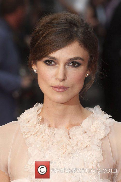 Keira Knightley and Odeon Leicester Square 4