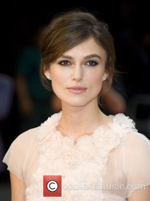 Keira Knightley and Odeon Leicester Square 14