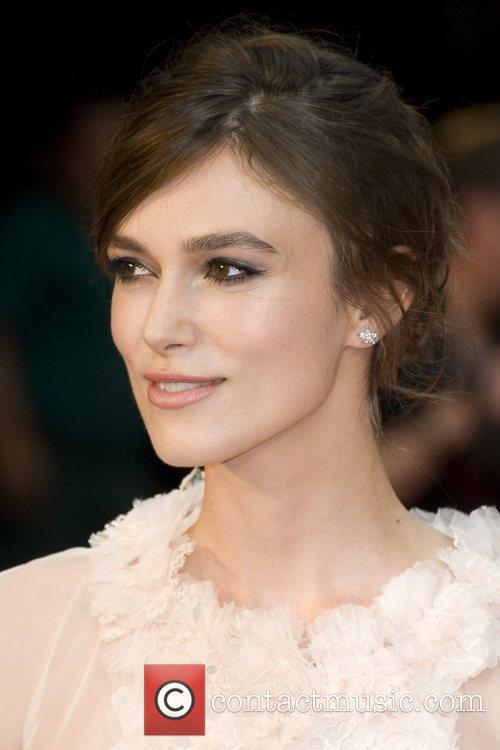 Keira Knightley and Odeon Leicester Square 15