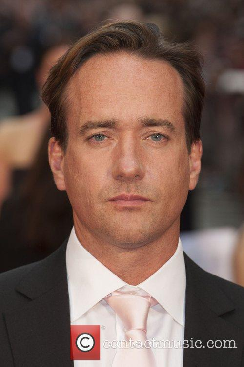 Matthew Macfadyen and Odeon Leicester Square 1