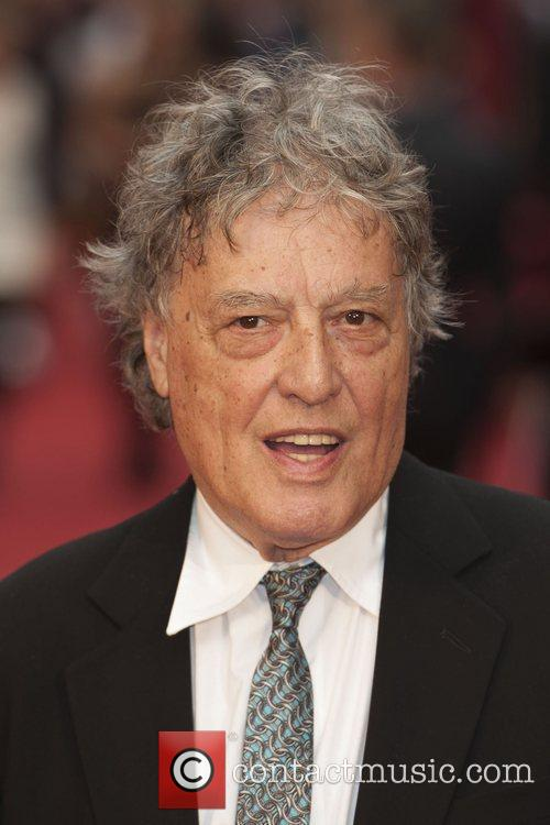 Tom Stoppard and Odeon Leicester Square 6
