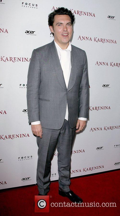 Joe Wright Anna Karenina Premiere