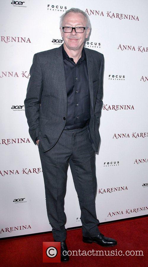 Paul Webster Anna Karenina Premiere