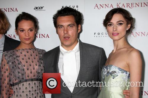 The Los Angeles Premiere of 'Anna Karenina' held...