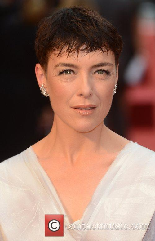 Olivia Williams and Odeon Leicester Square 10