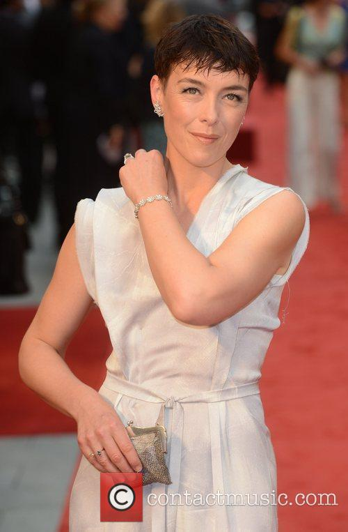 Olivia Williams and Odeon Leicester Square 11