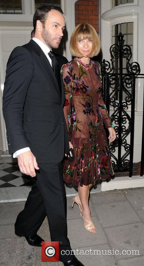 Anna Wintour and Tom Ford 1